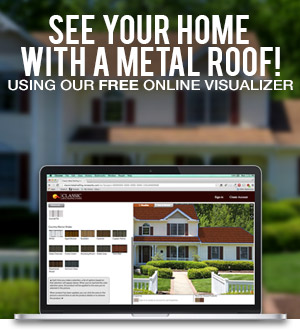 See your home with a metal roof