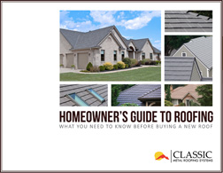 Guide to roofing