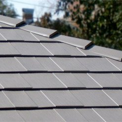 metal shingles