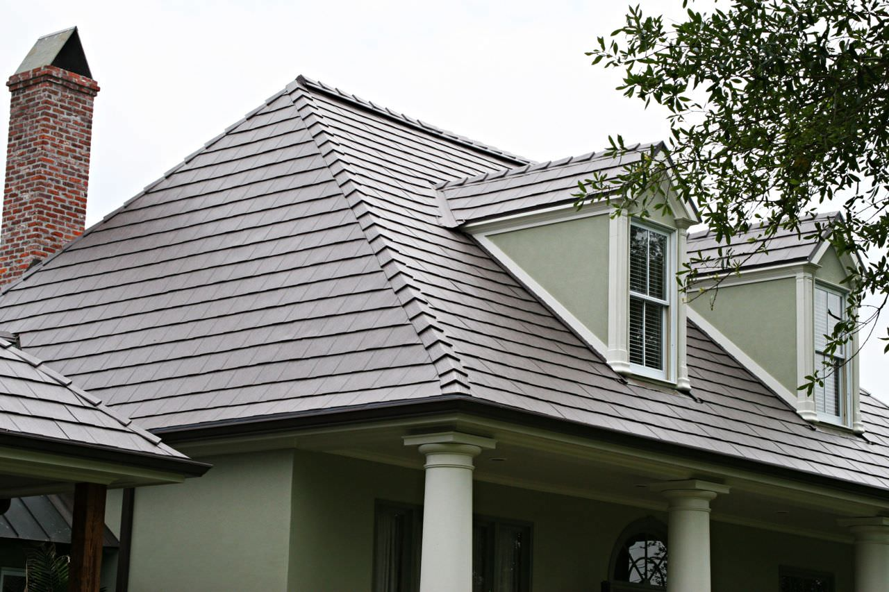 Oxford shingle classic metal roofing systems for New roofing products