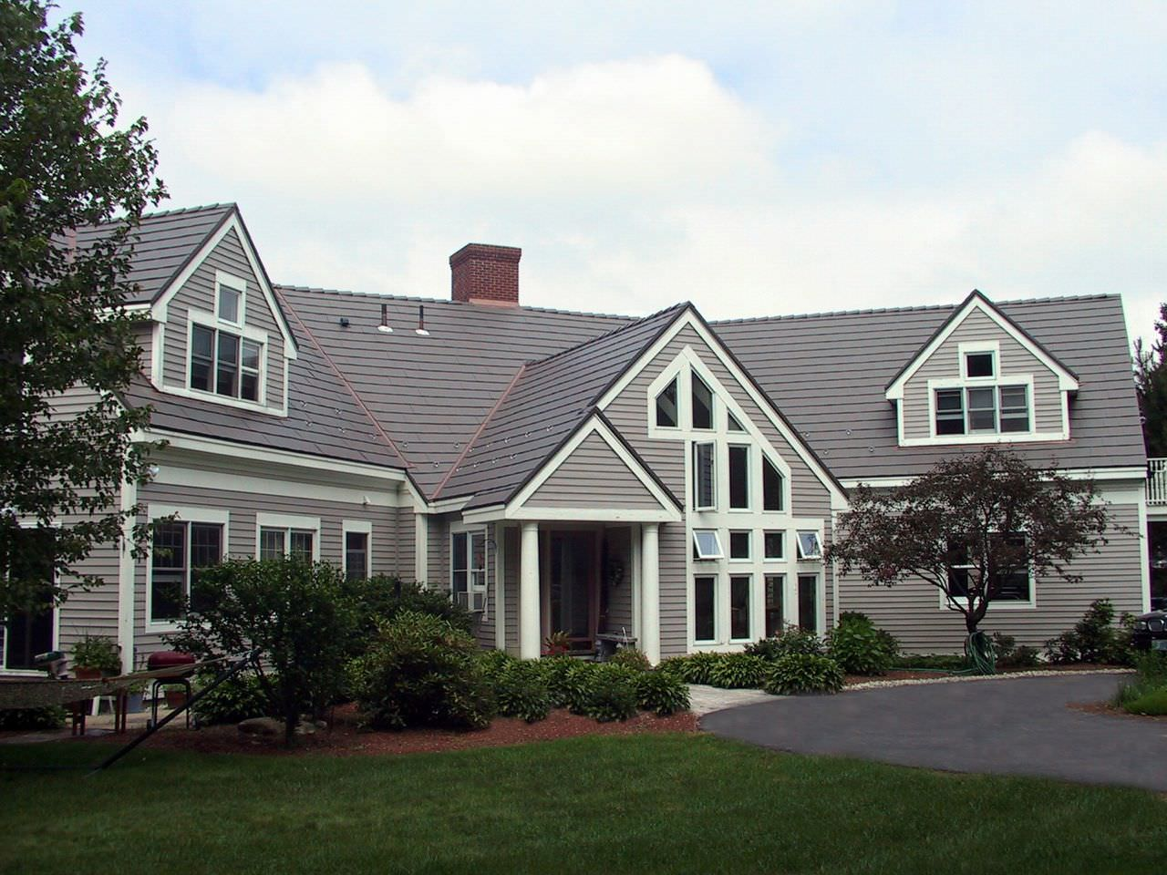 Oxford Shingle Classic Metal Roofing Systems