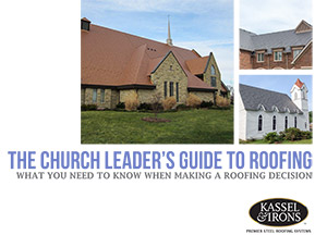 Church Leaders Guide to Roofing cover