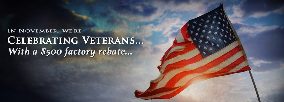 We're celebrating Veterans in November by offering a $500 factory rebate on Classic Metal Roofing Systems to any former or current member of the U.S. or Canadian armed forces.
