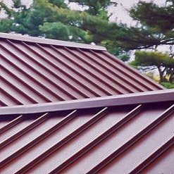ClickLock - traditional standing seam