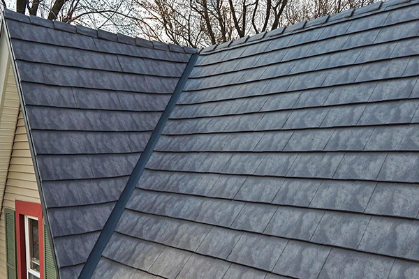 Metal Roof, Metal Shingles, Standing Seam Metal Roofing