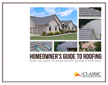 The Homewoners Guide To Roofing cover