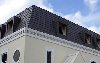 beautiful metal roofing