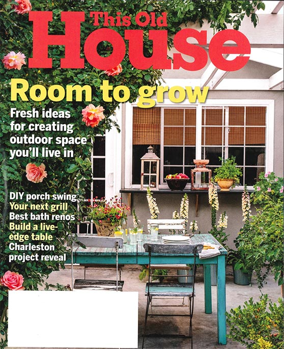 Restoring The Charm | This Old House Article - June 2018