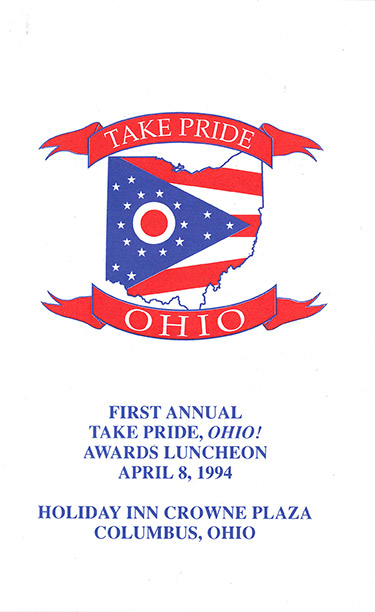 state of ohio recognition 1994