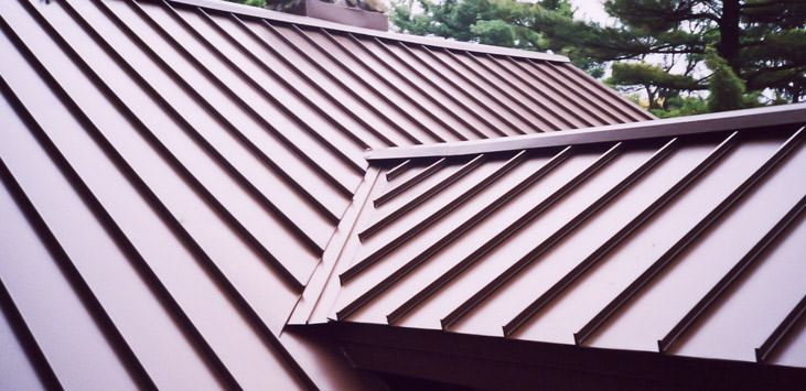 Clicklock Premium Standing Seam Classic Metal Roofing Systems