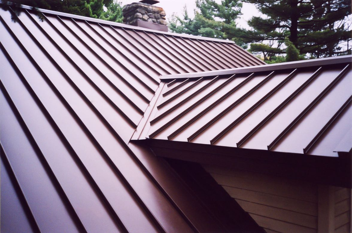 Standing seam roof pictures
