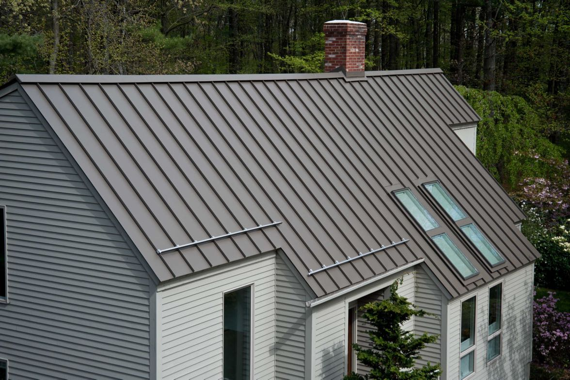Amazing ... Standing Seam In Carmel ...