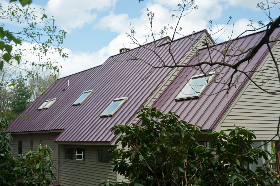 Metal Roofing Product : Clicklock premium standing seam classic metal roofing