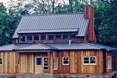 standing seam in vermont slate