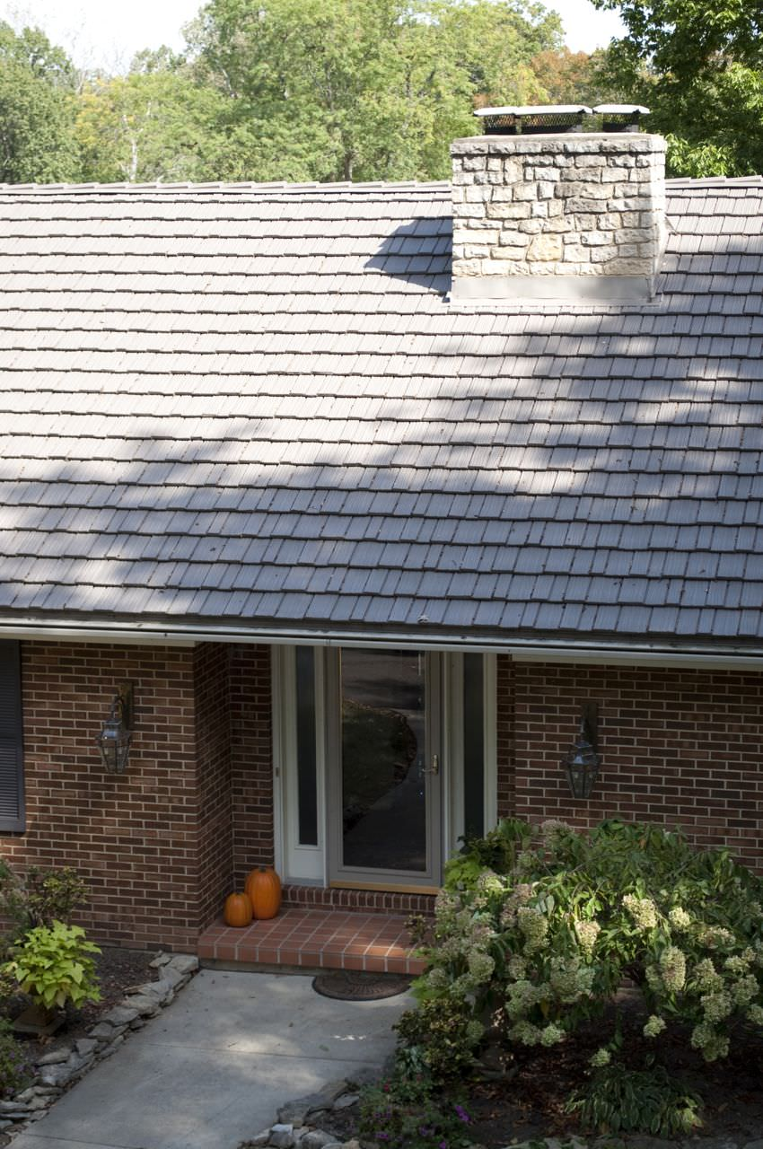 Country Manor Shake Classic Metal Roofing Systems