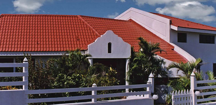 GrandeTile Metal Roof