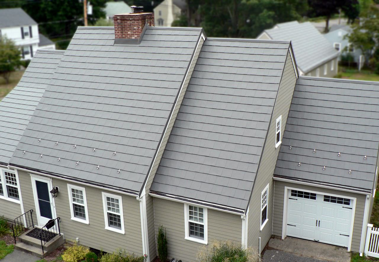 Oxford Metal Shingle - CLASSIC® Metal Roofing Systems