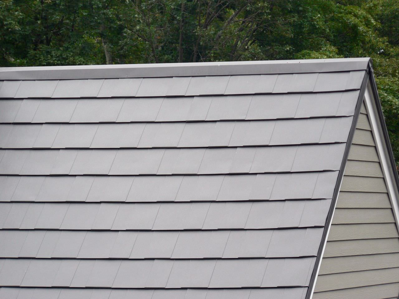 Oxford Metal Shingle Classic 174 Metal Roofing Systems