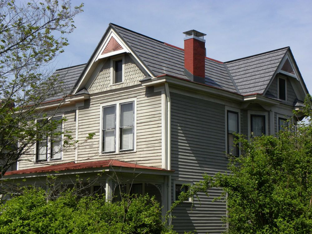 Slate Rock Oxford Classic Metal Roofing Systems