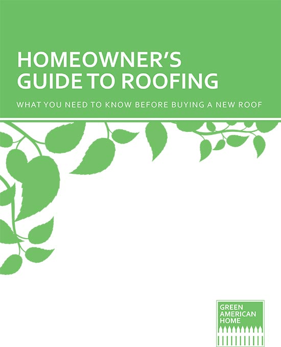 Homeowners guide to roofing cover