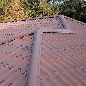 GrandeTile Metal Roofing