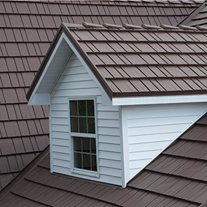 Great American Shake Metal Roofing