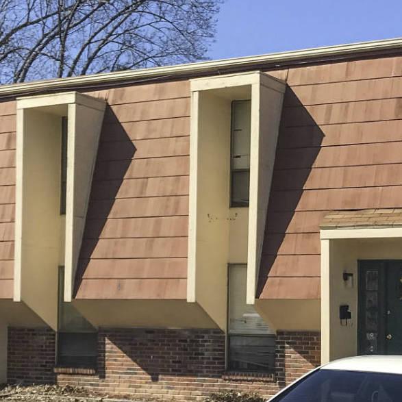 Ugly Mansard Roof