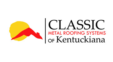 Classic Metal Roofing Systems of Kentuckiana logo