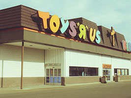 Historic Toys-R-Us